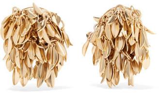 Rosantica Stella Gold-tone Clip Earrings