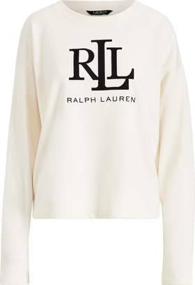Ralph Lauren French Terry Logo T-Shirt