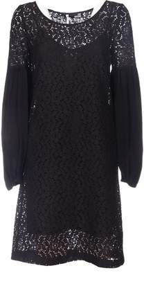 Love Moschino Short Laced Dress