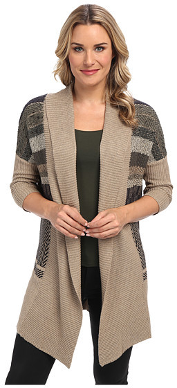 NIC+ZOE Stripe Cozy Multi 2