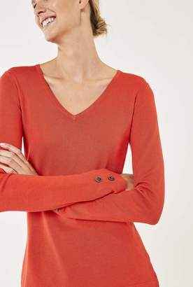 Long Tall Sally V-Neck Sweater