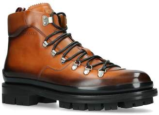Bally Leather Medison Boots