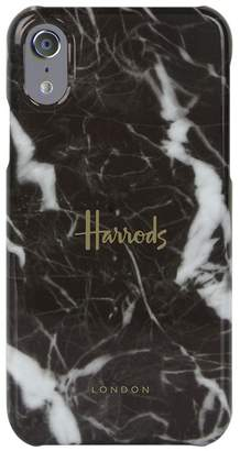 Harrods Marble iPhone X Case