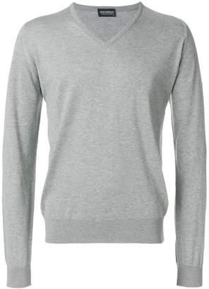 John Smedley classic long-sleeve sweater