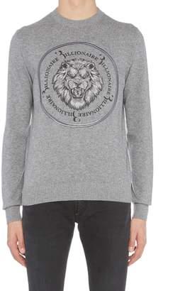 Billionaire 'lion' Sweater
