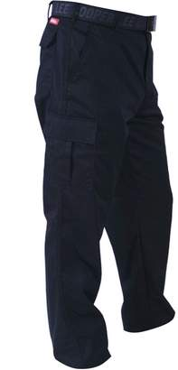 Lee Cooper Mens Cargo Workwear Trousers