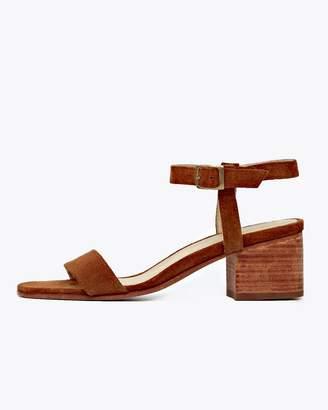 b5601ae10540f9 Nisolo Lucia Block Heel Sandal Nutmeg