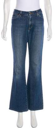 The North Face Mid-Rise Wide-Leg Jeans