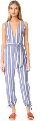 TULAROSA Reese Jumpsuit $198 thestylecure.com