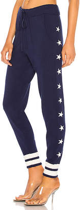 Equipment Elise Star Intarsia Track Pant