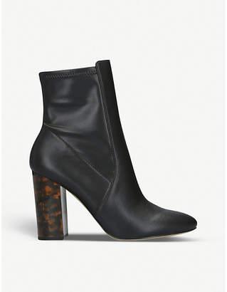 Aldo Aurella 95 faux-leather ankle boots