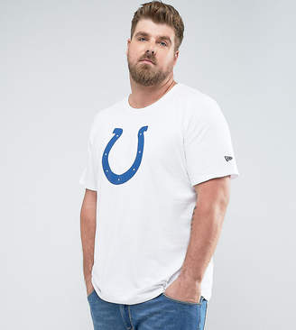 New Era NFL Indianapolis Colts T-Shirt in White