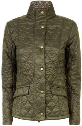 Barbour International Victory Quilted Gilet