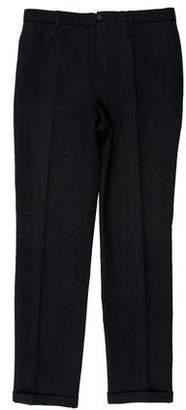Burberry Woven Dress Pants