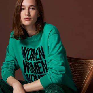 Sandro Sweatshirt with lettering