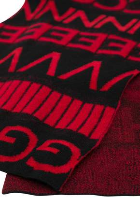 Givenchy Scarf In Wool And Mohair