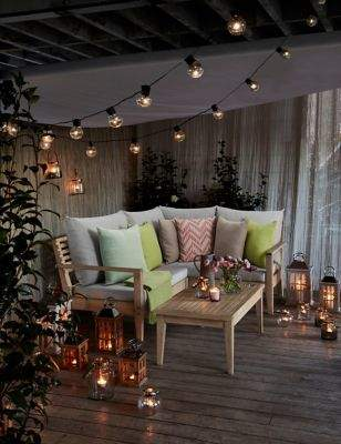Marks and Spencer Melrose Corner Sofa