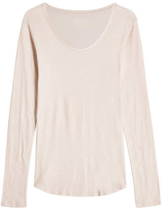 Majestic Top In Cotton, Cashmere and Silk