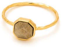 Gorjana Power Gemstone Charm Ring