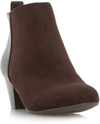 Roberto Vianni LADIES PELLO - Mixed Material Ankle Boot