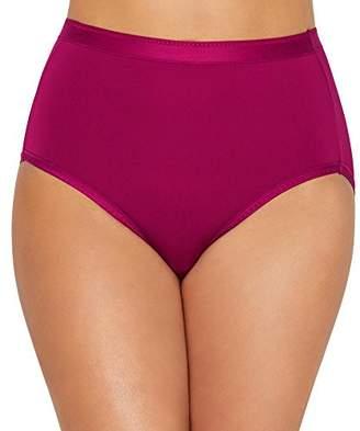 Vanity Fair Women's Comfort Where It Counts Brief Panty 13163