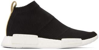 adidas Black NMD CS1 PK Sneakers