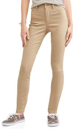 Dickies Genuine Juniors' Mid-Rise Super Skinny Stretch Active Pant