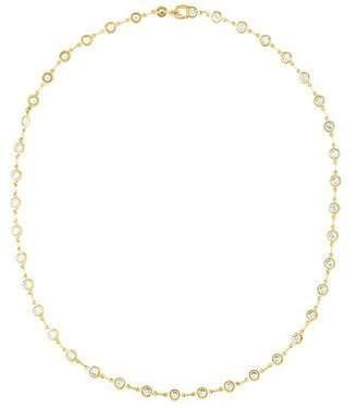 Tiffany & Co. 18K Diamonds by the Yard Necklace
