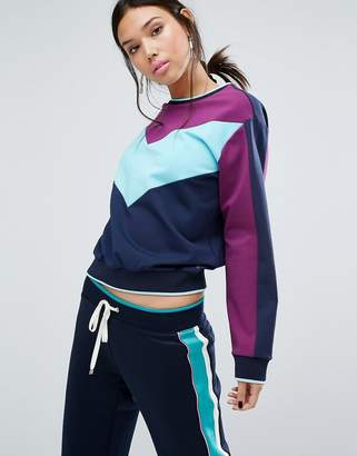 Juicy Couture Color Block Sweat