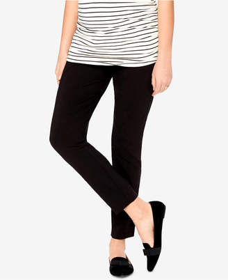 Motherhood Maternity The Maia Tall Secret Fit Belly Skinny Ankle Pants