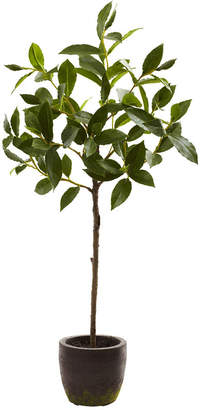 Asstd National Brand Nearly Natural 29-ft.-ft. Topiary With Decorative Planter