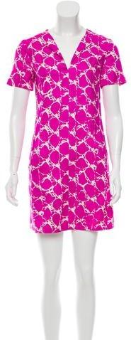 Balenciaga Balenciaga Silk Mini Dress