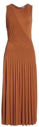 Jason Wu GREY Smocked Jersey Dress