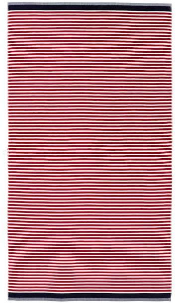 Mini Stripe Beach Towel