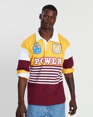 Brisbane Broncos 1988 Retro Rugby League Jersey