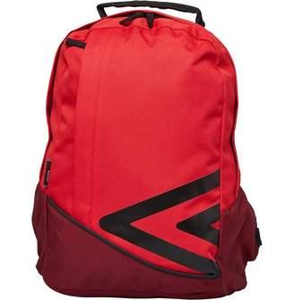 Umbro Pro Training Medium Backpack Red/Claret/Black