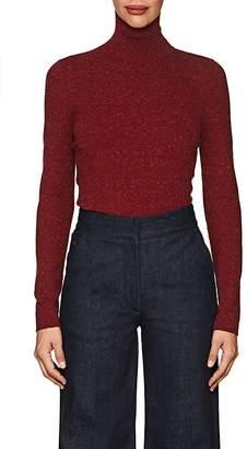 Victoria Beckham Women's Mélange Stretch-Jersey Turtleneck Sweater