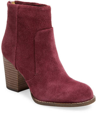 Splendid Daina Leather Ankle Bootie