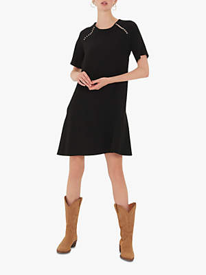 Gerard Darel Agnes Dress, Black