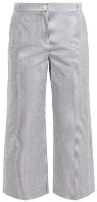 Weekend Max Mara - Fanfara Trousers - Womens - Blue Stripe