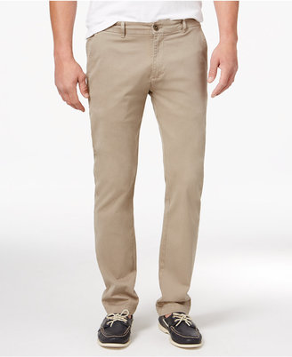 Weatherproof Vintage Men's Classic-Fit Cotton Stretch Twill Pants $69.50 thestylecure.com