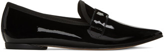 Repetto Black Federica Loafers $395 thestylecure.com