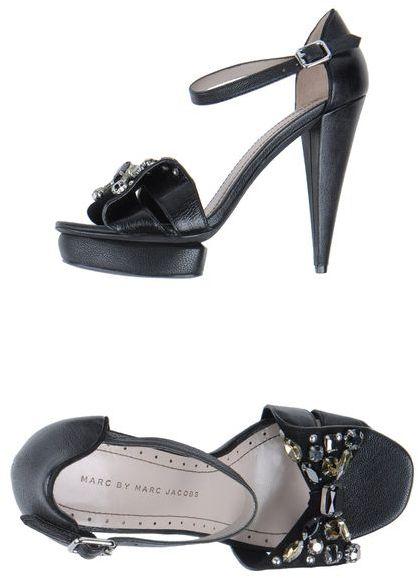 Marc by Marc Jacobs Platform sandals