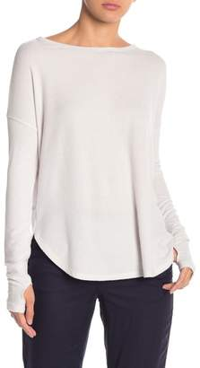 Sweet Romeo Dolman Sleeved Pullover Sweater