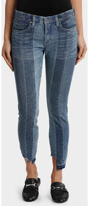 Blank NYC High and Low Jeans