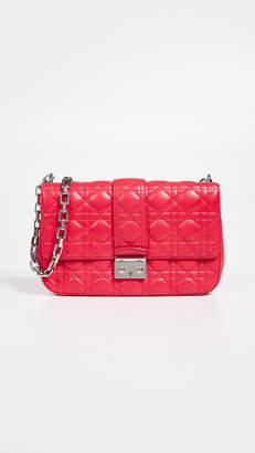 Christian Dior What Goes Around Comes Around Pink Lambskin Miss Medium Bag