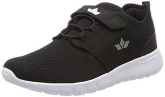 Lico Unisex Adults' Pancho Vs Low-Top Sneakers, Black Schwarz/Weiß