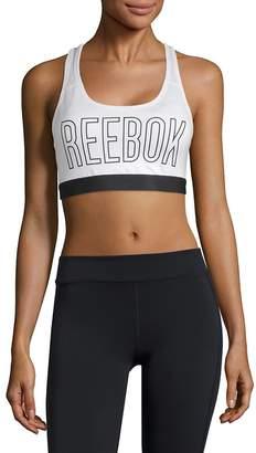 Reebok Women's Precision Now Sports Bra