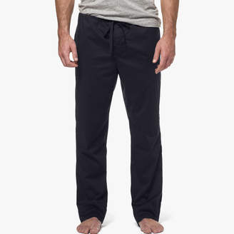 James Perse LAUNDERED COTTON PAJAMA PANT