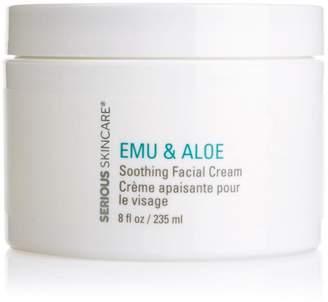 Serious Skincare SuperSize Emu & Aloe Facial Cream
